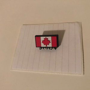 Canada Flag Push Pin Thumb Tack Pinback